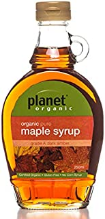 Planet Organic Maple Syrup 250 ml