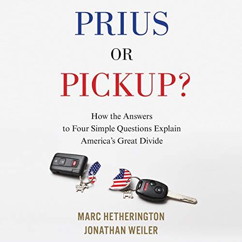 Page de couverture de Prius or Pickup?