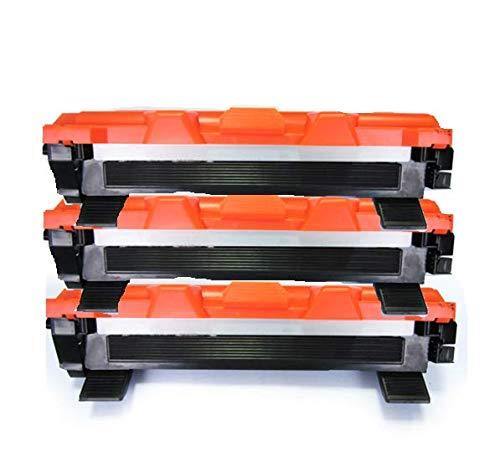 MediaHolland® compatible Toner TN-1050 Zwart Voordeelpack 3 stuks