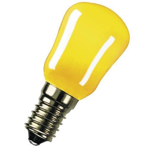 clar-leuci - vuurschaal geel 15W 220/240V E-14