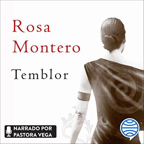 Diseño de la portada del título Temblor