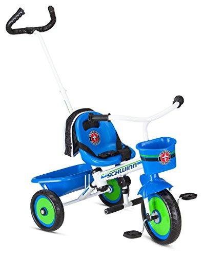 Schwinn Easy Steer Dreirad, Blau