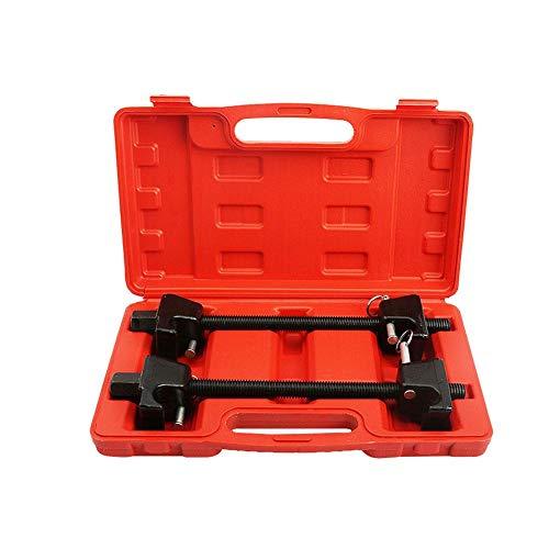 Federspanner, Federbeinfederspanner, Auto Shock absorbe mit Aufbewahrungsbehälter mit Sicherheitsschloss Heavy Duty Hardened (Schwarz)