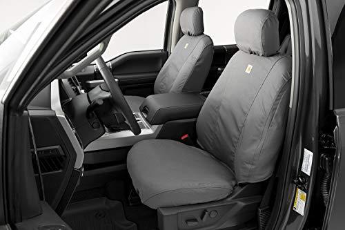 Covercraft Carhartt SeatSaver Custom Seat Covers | SSC2412CAGY | 1st Row Bucket...