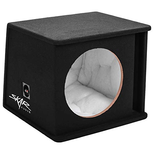 "Skar Audio SK1X15V Single 15"" Universal Fit Ported Subwoofer Enclosure"