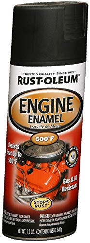 Automotive Engine Enamel Spray Paint, 11 Oz, Clear- New