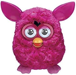 Furby Hasbro Rosa Niño/niña Juego Educativo Mascota Electrónica Version Inglesa