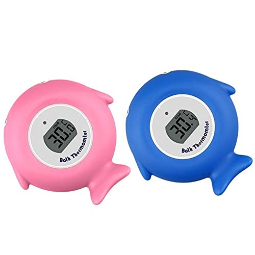 ZHOUCHENPQ Outils Piscine Piscine Thermomètre Flottant Baby Thermomètre Thermomètre Thermomètre Température (Color : PK)