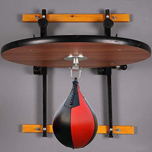 qiuqiu Professional Hanging Sandbag Hook, Speed Ball Spinner,ball Boxing Equipment for Training At Home,boxing Speed Ball Accessories,sandbag Hanger