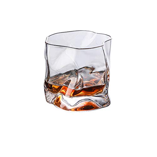 RRQS Weinglas Whisky-Verkostungsglas Im Japanischen Stil Weinglas Kreatives Klassisches Bleifreies...