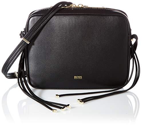 BOSS Damen Lily Crossbody Bag, Black1, ONESI