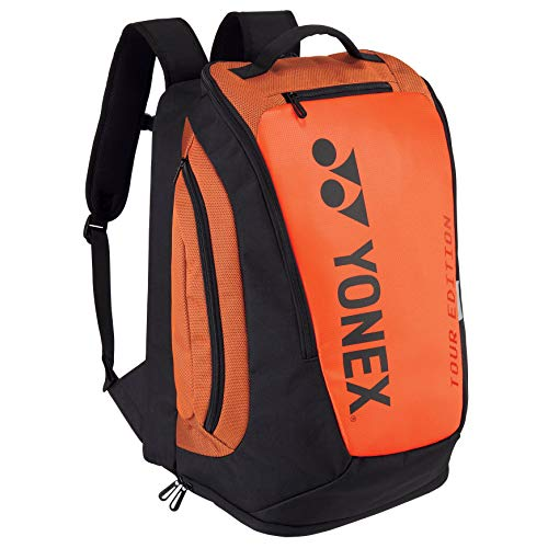 YONEX Pro Backpack Copper orange Unisex 34 Liter
