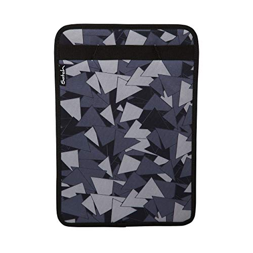 Satch Uni Windelrucksäcke schwarz, SAT-HAP-002-9G2