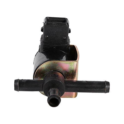 Keenso Auto Ladedruckregelung Magnetventil, Auto Elektrisches Magnetventil für Boost Controller Turbo Wastegate Druckregelventil Magnet