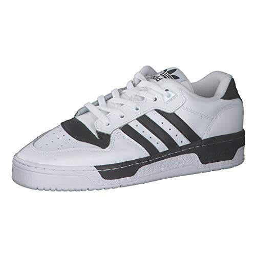 adidas Rivalry Low, Zapatillas de Running para Hombre, FTWR White Core Black-Reloj...
