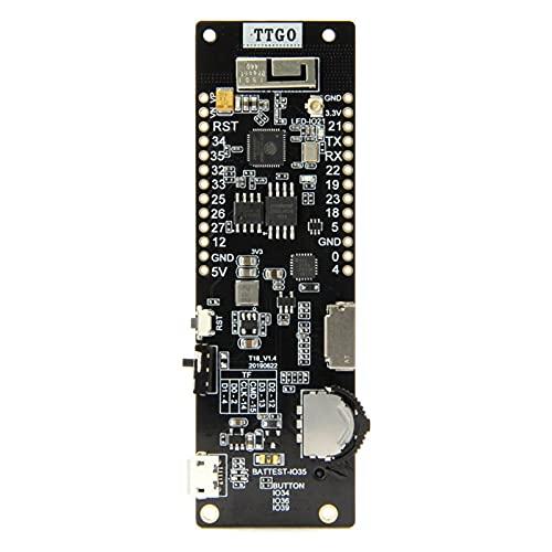 Module sans fil WiFi Bluetooth 18650 Batterie 2A Fusibles ESP32 4MB Board de développement flash (Size : A)
