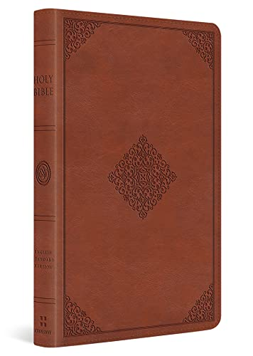 Compare Textbook Prices for ESV Thinline Bible TruTone, Terracotta, Ornament Design  ISBN 9781433577598 by ESV Bibles by Crossway