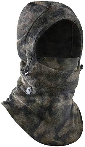 Balaclava Ski Mask Winter Face Mask Cover for Extreme Cold Weather Heavyweight Fleece Hood Snow product image