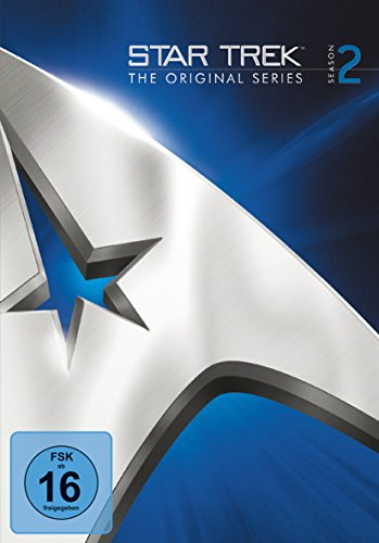 Raumschiff Enterprise - Staffel 2 (7 DVDs)