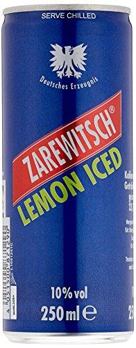 Zarewitsch Lemon und Wodka, EINWEG (24 x 0.25 l)
