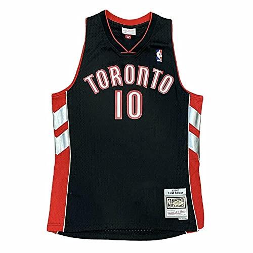 Mitchell & Ness NBA DeMar DeRozan Toronto Raptors 2012-13 Hardwood Classics Swingman, color negro, Negro , extra-large