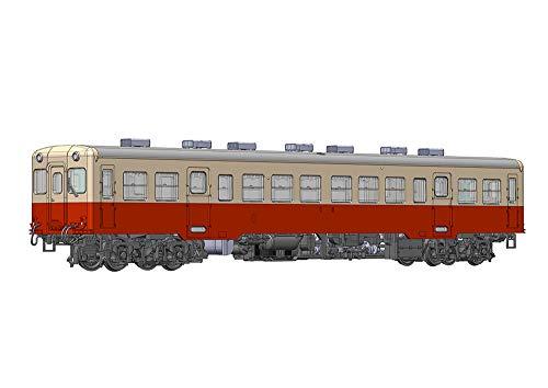 PLUM HOゲージ 小湊鐵道 キハ200形 中期型 1/80スケール ボディ着色済み 未組立プラキット PP100
