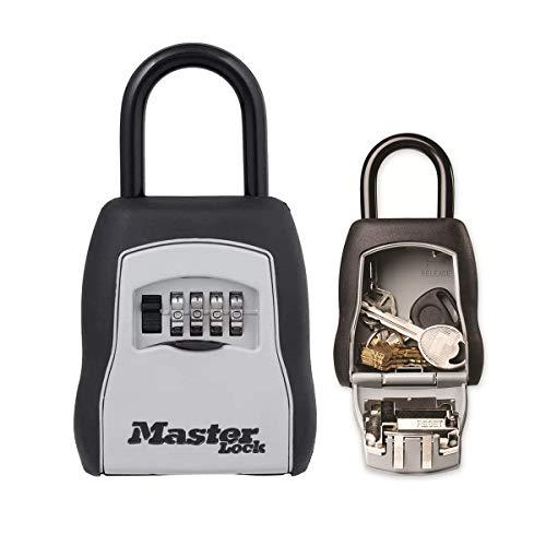 MASTER LOCK Schlüsseltresor [Medium] [mit Bügel] - 5400EURD - Schlüsselsafe