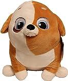 Secret Life Of Pets 2 Pups - 25cm 10' - Super Soft Gift Quality Plush English Bulldog - Pickles