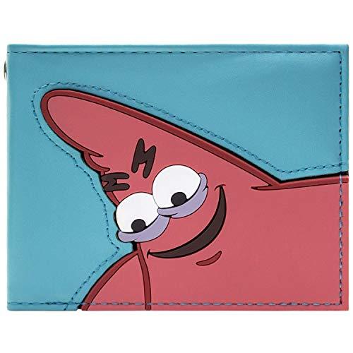 SpongeBob SquarePants Patrick Star Portemonnee Handtas Blauw