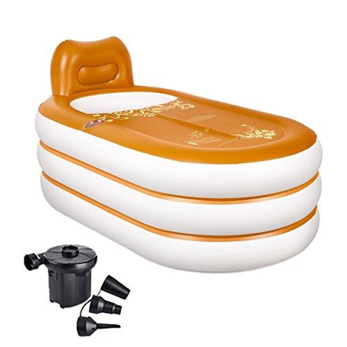 LJF bain gonflable Bain gonflable de style européen de ménage