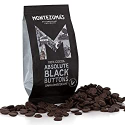 Intense 100% cocoa dark chocolate buttons Vegan and gluten-free: We're pleased to say all our chocolate is gluten-free and we also have a wide range of vegan-friendly and organic chocolates, certified by the Soil Association Eco-friendly and sustaina...