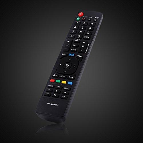 Qqmora Mando a Distancia Universal Nuevo Mando Mando a Distancia Mando a Distancia de Repuesto ecológico Mando a Distancia para TV Mando a Distancia para Smart LCD LED TV