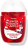 Hand Sanitizer 1 fl oz - Many Scents! (packaging may vary) (Winter Candy Apple)