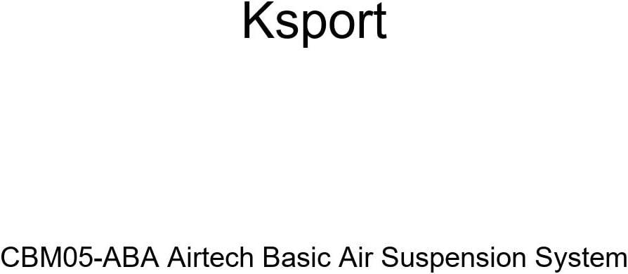 KSport CBM05-ABA New mail order Airtech Many popular brands Basic Suspension System Air