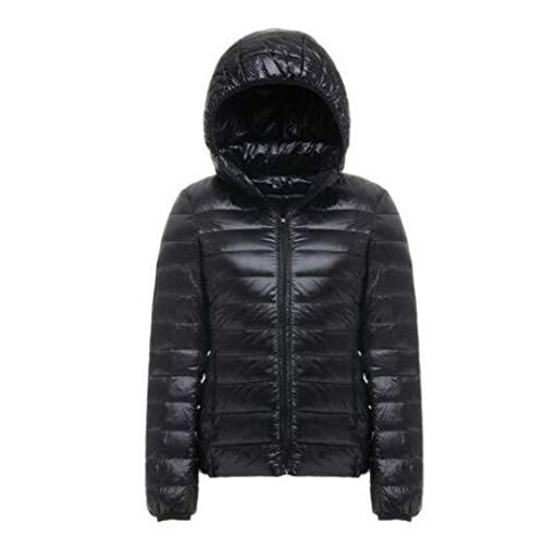 FENTINAYA Frauen Casual Packable Lightweight Gesteppte Short Down Puffer Jacket Coat