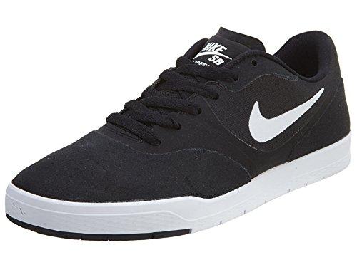 Nike Herren Paul Rodriguez 9 CS Skaterschuhe, Weiß-Schwarz, 38,5 EU