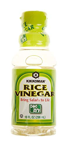 Kikkoman Rice Vinegar, 10 Fluid Ounce