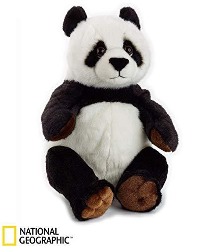 Venturelli Peluche Orso Panda Animale Bosco Peluches Giocattolo 887, Multicolore, 8004332708469