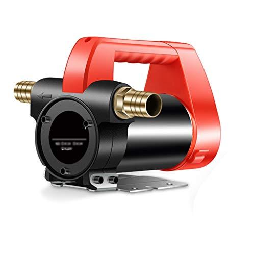 ARCH Singleturn-220V / 24V Dieselpumpe Öltransferpumpe, Ölwechselpumpe, Ölpumpe Ergonomischer Griff, for Anwendbar Diesel/Kerosin (Color : 220V+6m Hose)