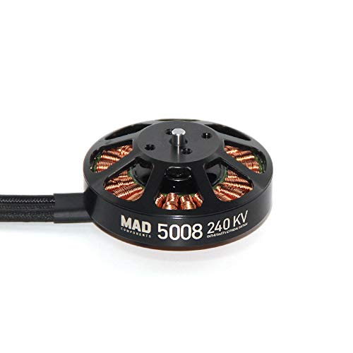 MAD COMPONENTS 5008 EEE v2.0 340KV 6S Drone brushless Motor for The multirotor Quadcopter Drone RC Hobby rig