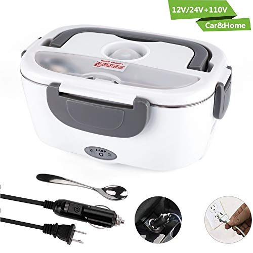 Electric Lunch Box for Car and Home 110V