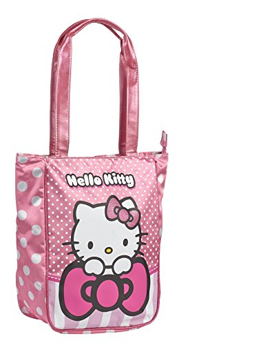 KARACTERMANIA Hello Kitty Bow Bolso Bandolera, 29 cm, Rosa