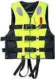 Chaleco Salvavidas Adulto, Chaleco de flotabilidad 50-N, para Snorkel,...