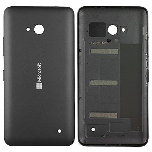 AGI Original Akkufachdeckel Black für Microsoft Lumia 640 Original