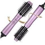HAUEA Hair Dryer Brush, Hot Air Brush Blow Dryer &...