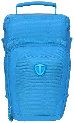Tenba 637-243 Cubierta de Hombro Azul Estuche para cámara fotográfica - Funda (Cubierta de Hombro, Universal, Azul)