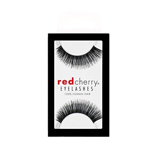 Red Cherry - Falsche Wimpern Nr. 203 - Echthaar