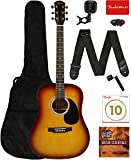 Fender Squier Dreadnought Acoustic Guitar - Sunburst...
