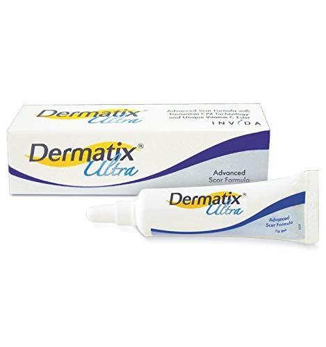 Dermatix Ultra Gel 7g - 1 Tube - Advanced Scar Gel Reduction Treatment