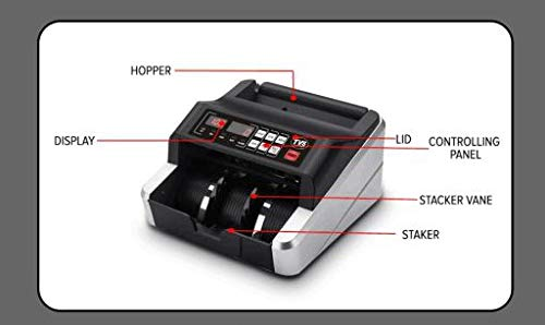 TVS Electronics Cash Counting Machine - Classic